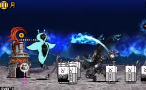 にゃんこ大戦争 ダークヒーローズ ハヤブサ