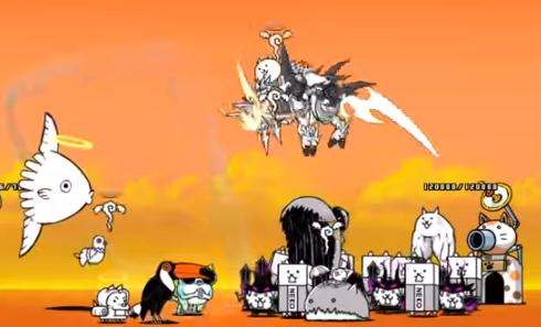 にゃんこ大戦争 幼獣ガオ 評価