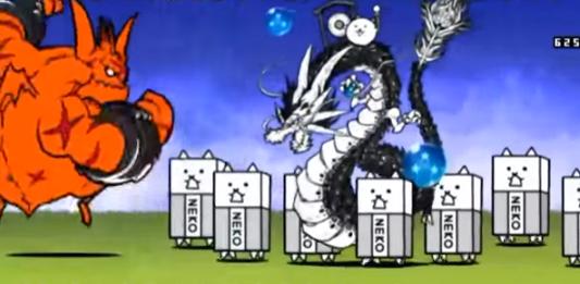 にゃんこ大戦争 ドラゴンエンペラーズ ランキング