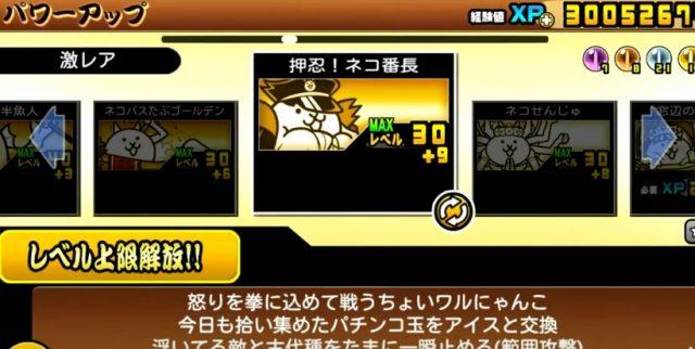 にゃんこ大戦争 ネコ番長第3形態『押忍!ネコ番長』の評価は?
